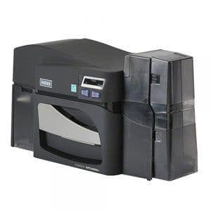 HID Fargo DTC4500e Single Sided Card Printer, USB & Ethernet